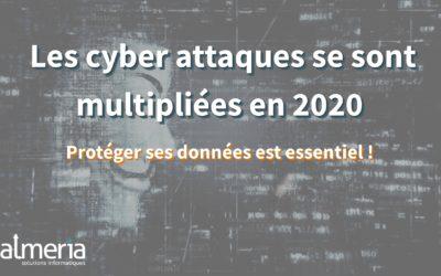 Les cyberattaques se sont multipliées en 2020