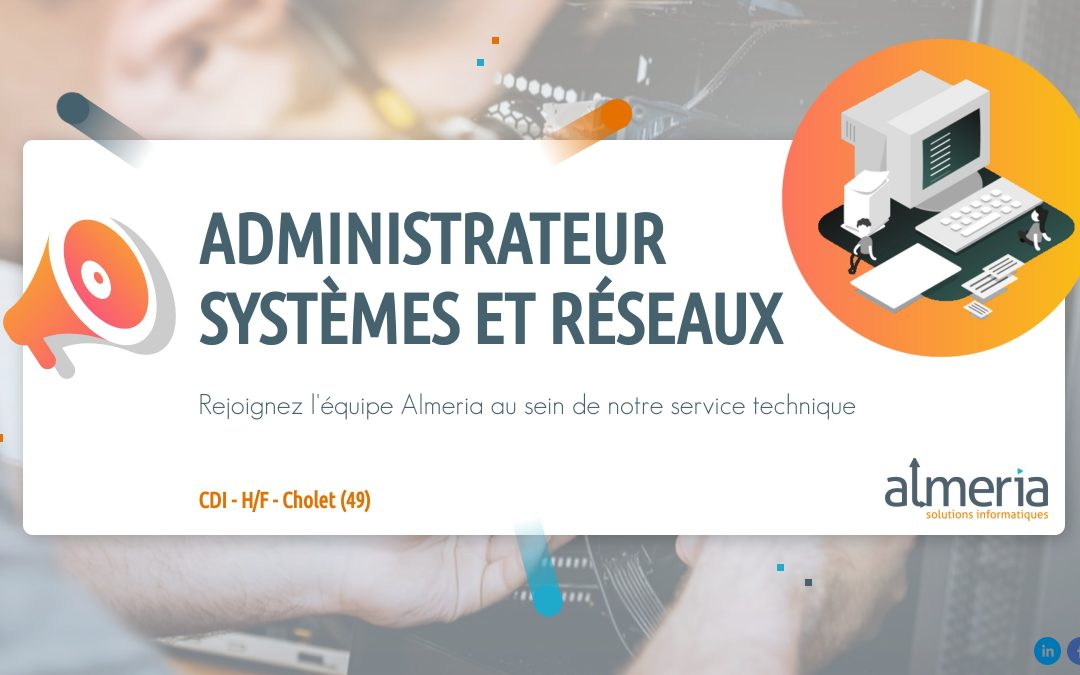 Offre admin systemes reseaux 49