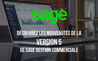 Sage Gestion commerciale 100C version 5